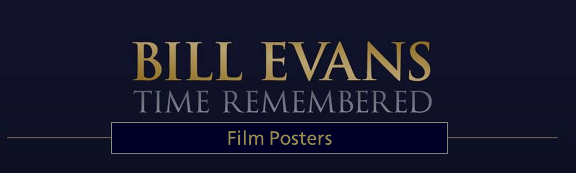 Film Posters Bill Evans Time Remembered